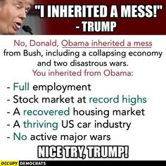 If Dimwitted Donnie's lips are moving he's lying  - HE'S FUSTRATED ! NEED US TO DRINK THE COOL AID THAT THE MORANS DRANK  !!!
