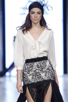 Lima Fashion Week |Ani Alvarez Calderon Runway #Lima #fashion #women #runway #lifweek | LIFWEEK '12