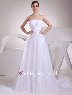 Lindos Vestidos de novia para embarazadas | Tendencias