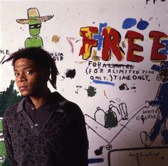 Tseng Kwong Chi, Jean Michel Basquiat NY, Free, 1987, Chromogenic print, printed 2013
