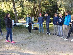 Oppilaat kertoivat omat mottonsa Kuvaaja:Emmi