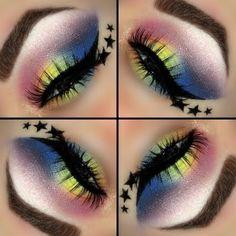 Rainbow Bright by Molly A