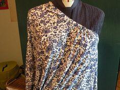 vestito estivo multiuso, by bandullera, 20,00 € su misshobby.com