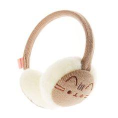 Pusheen Fluffy Ear Muffs,