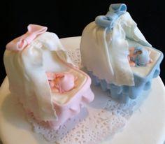 Bebé ducha torta Toppers bebé niña pastel Tooper adorno de