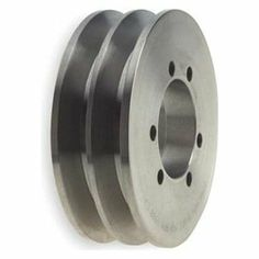 V-Belt Pulley, 14 In OD, 2GRV by Gates. $282.47. V-Belt Pulley, Quick Detachable Bushed Bore, Bore Dia. Bushing Required, SK Bushing Required, Outside Dia. 14.00 In., 2 Groove, Arm Construction, 3V Belt Pitch Dia. 13.95 In., Pitch Pitch Diameter is 0.05 In. Less than Outside Diameter, Cast Iron Material, For Use With 3V or 3VX Single and Joined Type V-Belts, RMA and MPTA 3V and 5V Quick Detachable SheavesFor use with single and joined type V-belts.RMA and MPTA ...