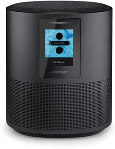 Bose Home Speaker 500 with Alexa voice control built-in, Black Luxury Christmas Gifts, Christmas Gifts For Women, Luxury Gifts, Home Speakers, Bluetooth Speakers, Bose, Radio Por Internet, Home Thermostat, Multimedia Speakers