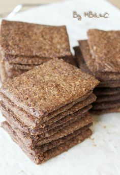 """Ultra crisp speculoos with low GI from Marie Chioca """"My kitchen drafts! Speculoos Recipe, Dessert Ig Bas, Cake Recipes, Vegan Recipes, Vegan Biscuits, Brunch, Savoury Cake, Cookies Et Biscuits, Clean Eating Snacks"""