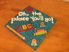 Grad cap ~teacher~