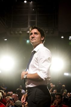 Justin Trudeau's Liberals: 'We Had A Plan And We Stuck To It.' And They Won.