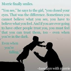 Describe Your Bedroom Essay From One Of My Most Favorite Books  Tuesdays With Morrie Tuesdays With  Morrie Whisper Personal Narrative Essay Examples also Essay On The Renaissance  Best Tuesday With Morrie Quotes Images  Tuesdays With Morrie  No Man Is An Island Essay
