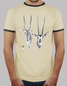 Camisetas Artysmedia - http://www.latostadora.com/artysmedia/gacelas/724647