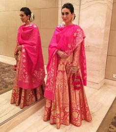 Rate her look 1.... Karishma Kapoor in Ethnic wear for an event in Chennai @Bollywood . . #ethnicwear #indiandesigner #asiandesignerwear #indianfashionblogger #anarkali #anarkalis #punjabisuit #indianculture #asiandesignerwear #indianfashionblogger #kurti #punjabisuit #ethnicwear #salwarkameez #bollywoodstylefile #bollywood #stylefile #india #indian #indianfashion #indianstyle #bollywoodstyle #delhi #karishmakapoor #kareenakapoorkhan