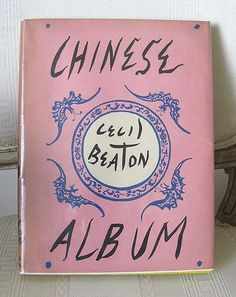 Chinese Album by Cecil Beaton