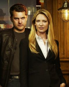 I love Peter and Olivia on Fringe. While searching for a good photo to pin, I kept coming across articles about how they're one of the worst couples of TV, how they don't belong together...pshaw. For me, they're one of the best couples on TV.