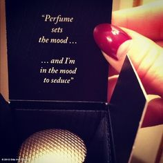 #perfume #seduction