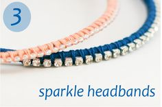 Sparkle Headbands