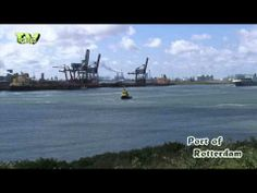 Port of Rotterdam: #RPA15 meets Wilhelmine
