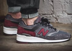 These are perfect in every way! New Balance M997CCF Connoisseur Guitar post image