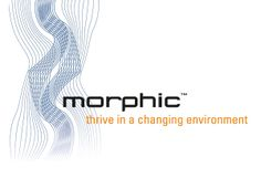Morphic by David Shantz, via Behance