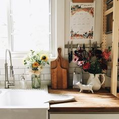 Kitchen comforts...