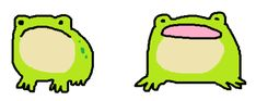 funny little frog boy! Simbolos Para Nicks, Sapo Meme, Frog Pictures, Frog Art, Cute Frogs, Frog And Toad, Cute Doodles, Wholesome Memes, Cute Drawings