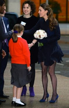Catherine, Duchess of Cambridge attends Place2Be's 'Resilience and Emotional Strength in Schools Forum' in Canary Wharf, London, UK, on 20.11.13