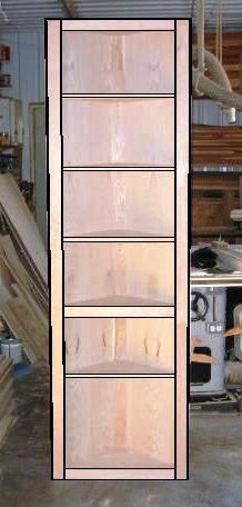 How To Make A Corner Shelving Unit The Pic Looks Like It Was Done In Paint