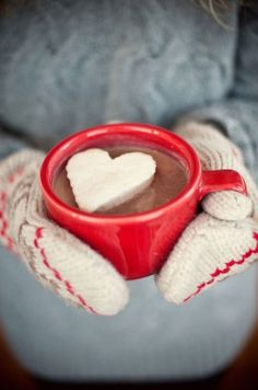 hot chocolate / Emily Steffen Photography
