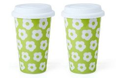 Cute travel mugs