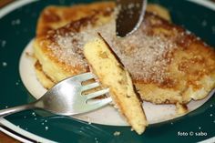 French Toast / Armer Ritter (Low Carb)