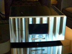 Jeff Rowland Daemon amplifier
