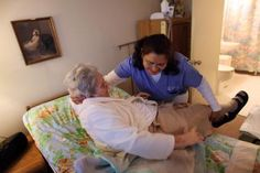 How to Move Someone Who Is Bedridden | eHow UK