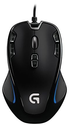 Logitech G300s Optical Gaming Mouse (910-004360), 2015 Amazon Top Rated Gaming Mice #PersonalComputer