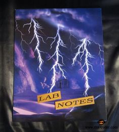 Breaking Bad - Gale Boetticher - Lab Notes Breaking Bad, Lab, Notes, Report Cards, Labs
