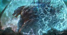 From the Godzilla anime GODZILLA: PLANET OF MONSTERS - now on NETFLIX
