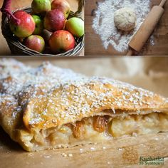 Kuchařka ze Svatojánu: ZÁVIN Z JOGURTOVÉHO TĚSTA Healthy Cake, Ham, Cake Recipes, Bread, Sweet, Food, Cakes, Kitchen, Healthy Meatloaf