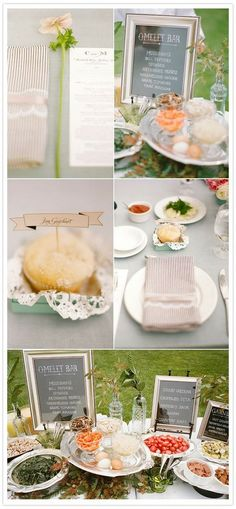 Love this idea for a morning wedding or brunch allisondee  http://media-cache5.pinterest.com/upload/258323728595689486_QpOn80LK_f.jpg