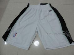 http://www.xjersey.com/spurs-white-new-revolution-30-shorts.html Only$31.00 #SPURS WHITE NEW REVOLUTION 30 SHORTS #Free #Shipping!