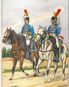 French; 1st Cuirassier Regt. Musician & Trumpeter, 1810