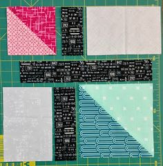 Elven Garden Quilts: Checker Block (a quilt block tutorial)