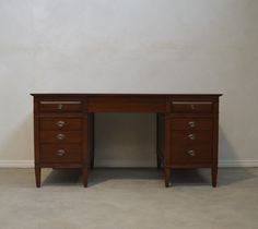 Original Trenail Desk by Rose and Heather NZ . Limited edition, 1st of 30.