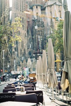 breakfast in barcelona