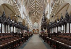 What are the best 20 cathedrals in England? Well, the one in Harry Potter - Gloucester Cathedral - is on the list. See even more remarkable cathedrals here! Ripon Cathedral, Peterborough Cathedral, Hereford Cathedral, Exeter Cathedral, Gloucester Cathedral, Norwich Cathedral, Durham Cathedral, Lincoln Cathedral, Canterbury Cathedral