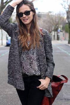 Oversized Blazer by LadyAddict
