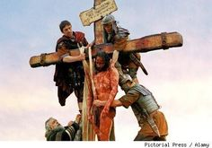 The only reason for Easter.. The Passion of Christ