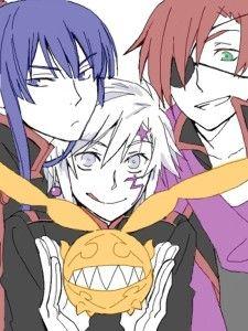 Kanda, Allen y Lavi