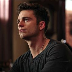 "Sebastian Stan as TJ Hammond in ""Political Animals"""