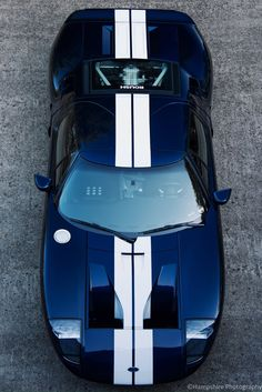 Ford GT - Love the color!