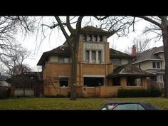 Frank Lloyd Wright In Oak Park, The Warren Furbeck Home